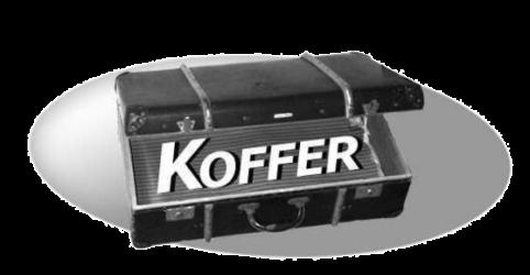 Kulturkeller Koffer